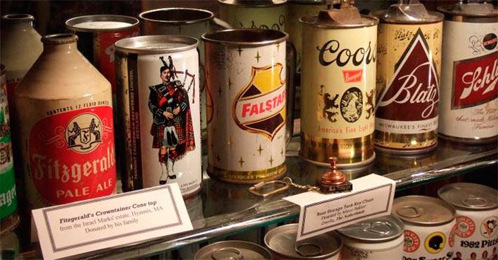 cerveza en lata cumple 75 años