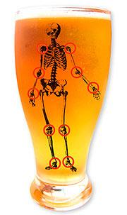 Cerveza para las articulaciones