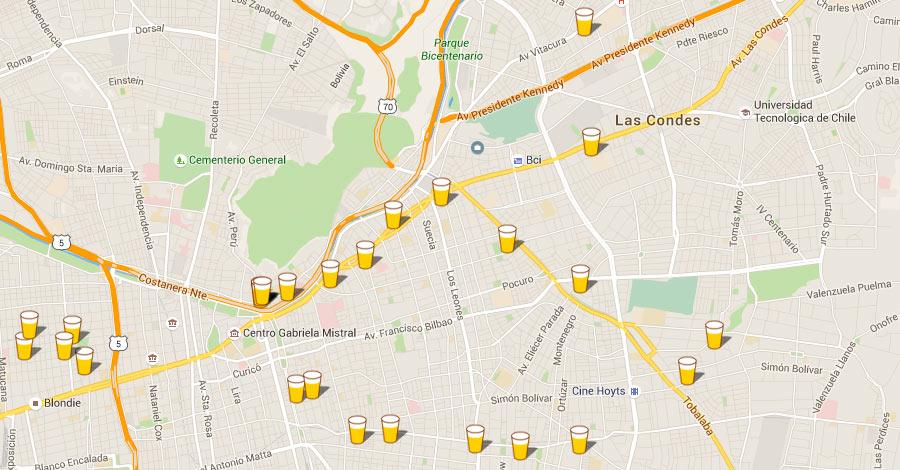Dónde tomar cerveza artesanal
