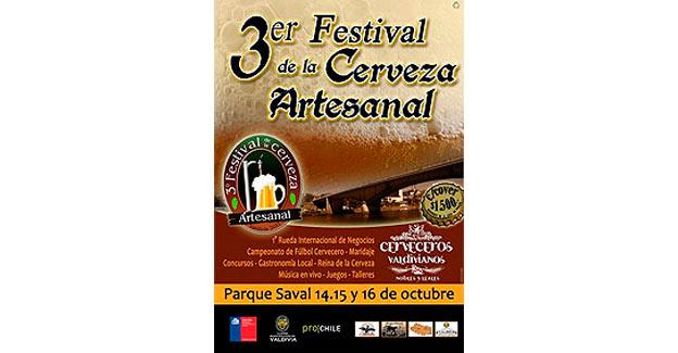 Festival de la Cerveza Artesanal de Valdivia 2011