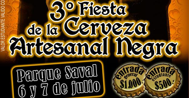 Fiesta de la Cerveza Artesanal Negra 2012
