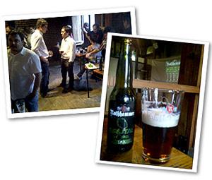 Relanzamiento Cerveza Rothhammer