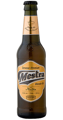Cerveza Mestra Blonde Ale