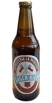 Botella Cerveza Austral Lager Sin Filtrar