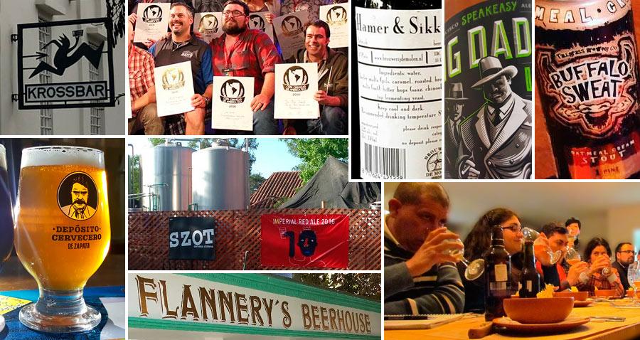 Resumen cerveza artesanal año 2016