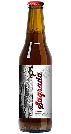 Cerveza Sagrada Amber Ale