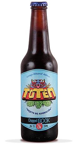 Cerveza Totem Doppel Bock