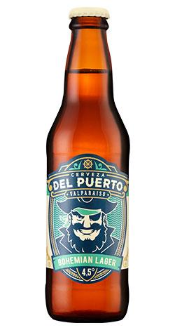 cerveza Del Puerto Bohemian Lager