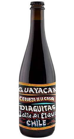 Guayacán Cerveza de la Casa