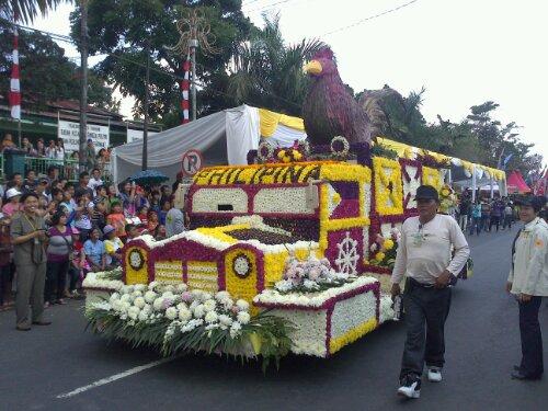 Kendaraan Hias Filipina, TIFF2012
