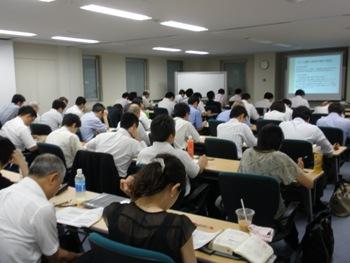 稲門弁理士クラブ継続研修第1回「平成23年度特許法等の改正」の開催のご報告