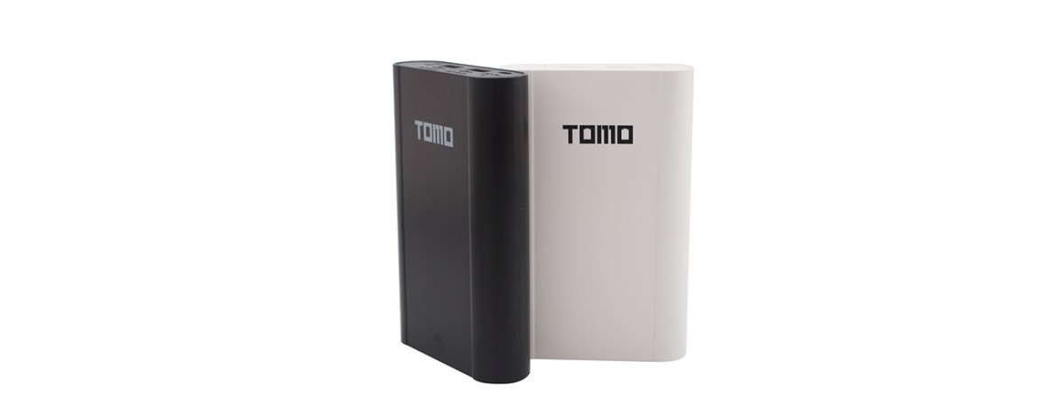 TOMO POWER BANK V8-4 COLORS
