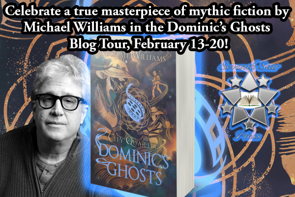Q&A With Michael Williams, Author Of Dominic's Ghost