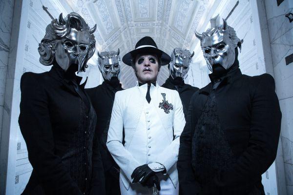 """Ghost, guarda il videoclip di """"Dance Macabre"""""""