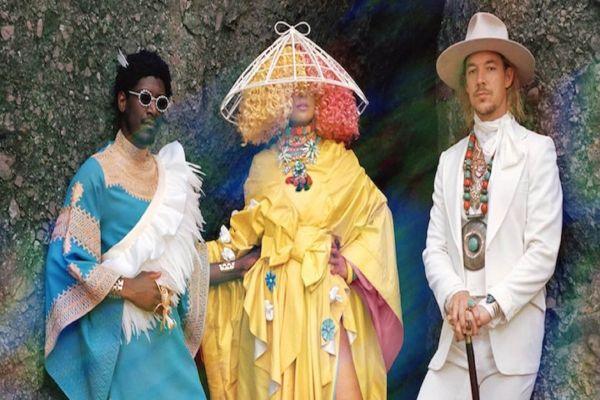 LSD, il nuovo gruppo formato da Labrinth, Sia e Diplo