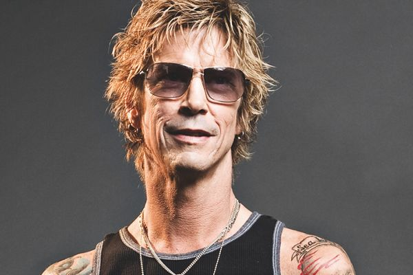"Duff McKagan, ascolta ""Don't Look Behind You"""