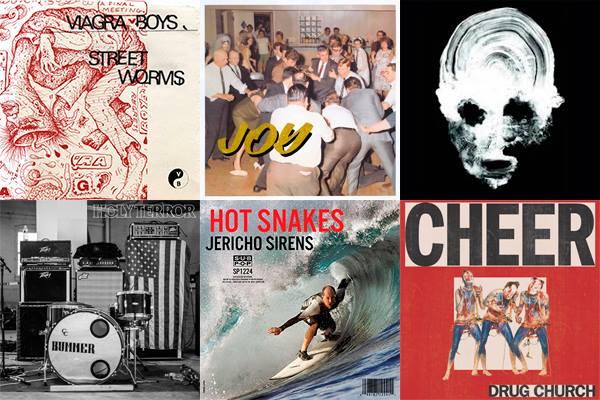 I 20 migliori dischi NOISE ROCK del 2018