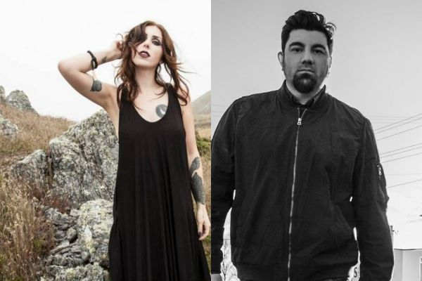 "Chino Moreno e Chelsea Wolfe, ascolta ""Shadows & Light"""