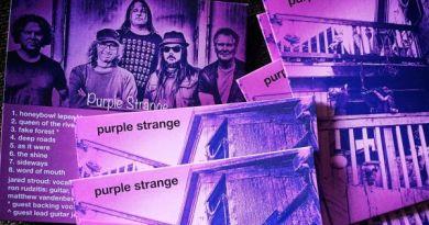 purple-strange
