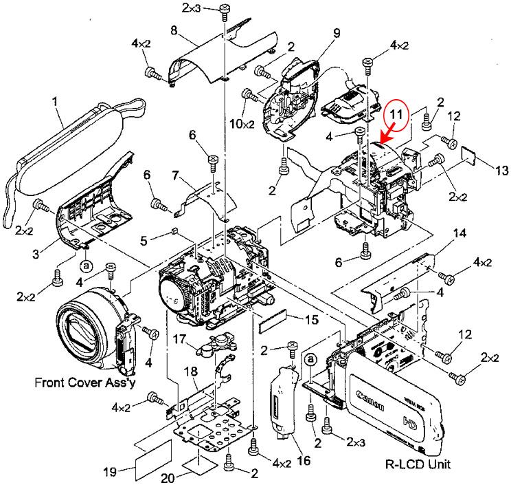 Diagram Nikon D5000 Manual File Ns10992