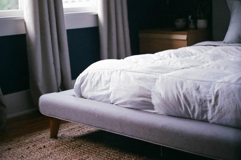 Will a standard twin mattress fit on a twin XL foundation