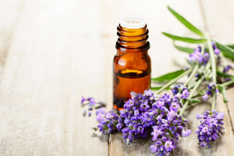 Natural Sleep Remedies Lavender Oil