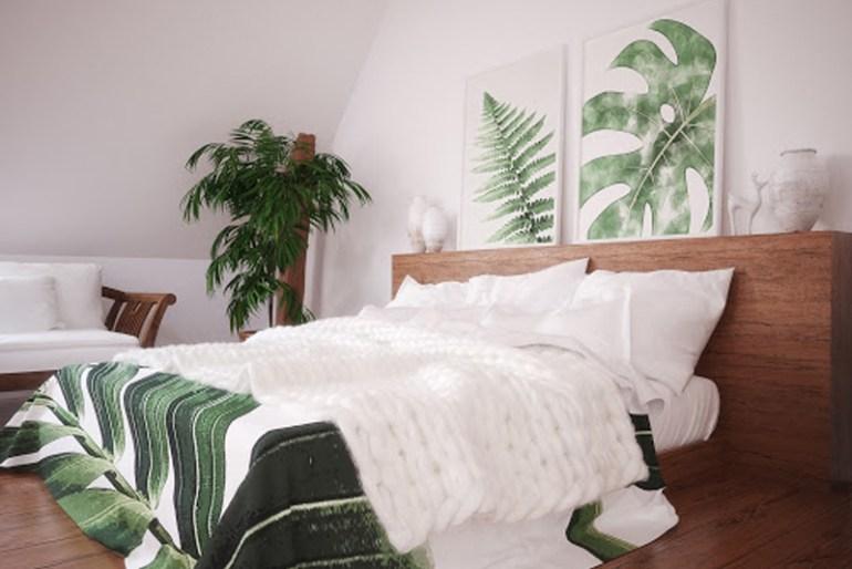 How To Decorate A Bedroom - Bedroom Walls