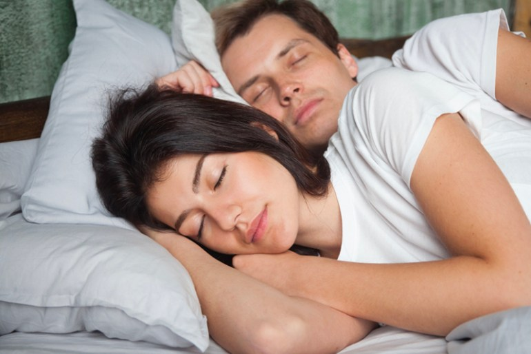How To Spoon Cuddle