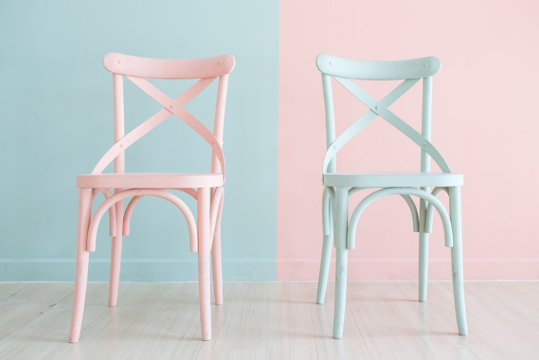 Decide Whether to Stain or Paint your Furniture