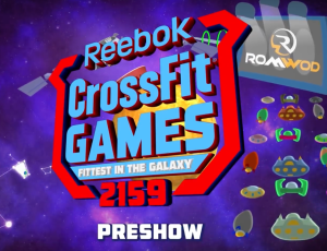 2159 Reebok CrossFit Games: Fittest In The Galaxy