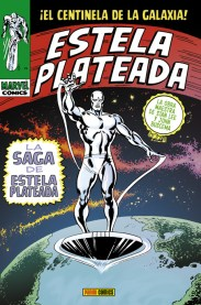 MARVEL GOLD ESTELA PLATEADA