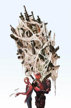 DEADPOOL SPIDERMAN 12