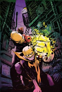 Power man and Iron Fist 00