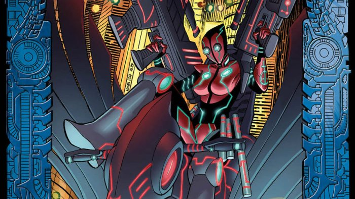 Deadpool 2099 cabecera