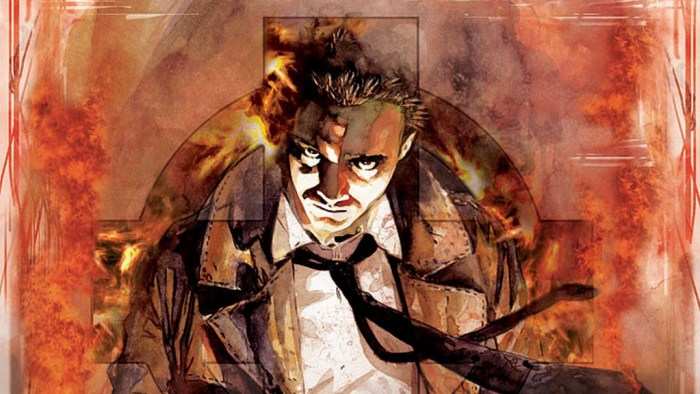 Hellblazer Mike Carey
