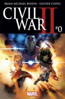 Portada para Civil War #0