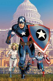 Capitán América #1