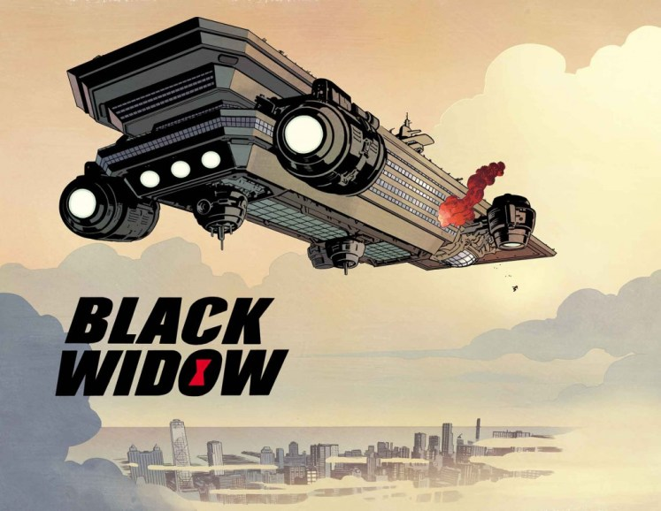 WAID BLACK WIDOW 06