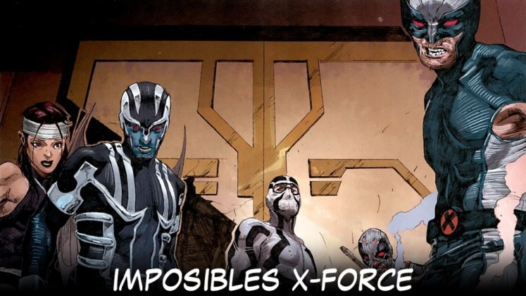 YOUTUBE IMPOSIBLES X FORCE