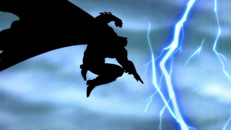 The Dark Knight, de Frank Miller