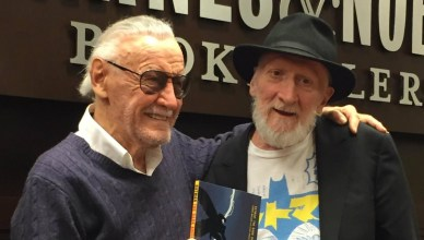Stan Lee y Frank Miller