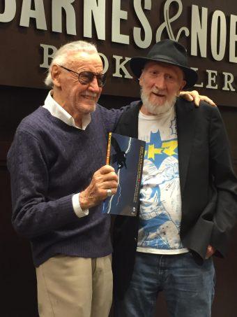 Frank Miller y Stan Lee