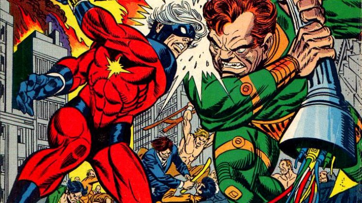 Capitán Marvel Desencadenado