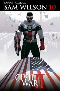 Captain America: Sam Wilson, tie-in