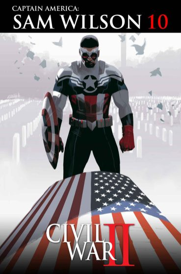 Captain America: Sam Wilson, tie-in