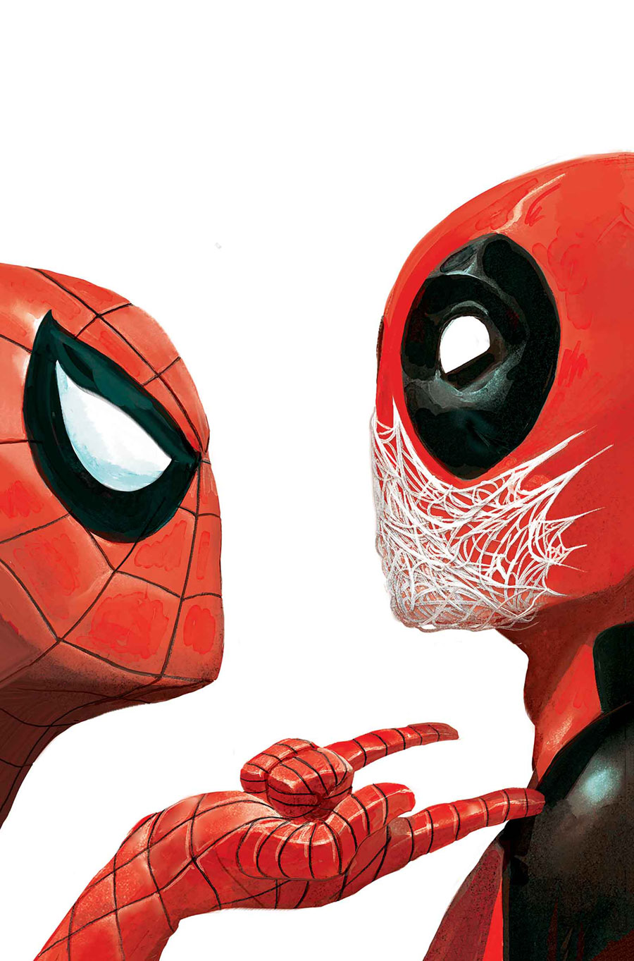 Spider Man Deadpool 6 Tomos Y Grapas