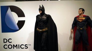 Exposición Universo DC Comics
