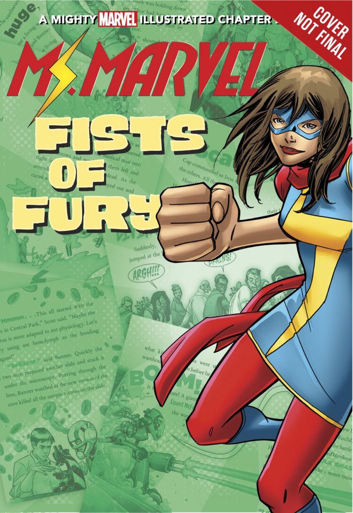 Ms. Marvel contra el bullying