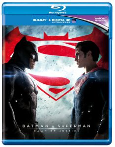 Batman V Superman Blu Ray