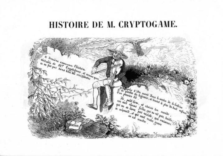 Pioneros del Cómic: Monsieur Cryptogame y otras historias 2